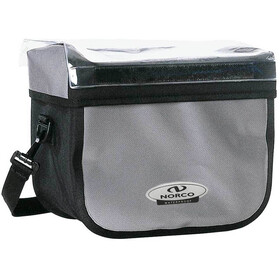 Norco Yukon Handlebar Bag, grey-black